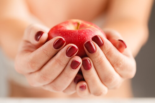 Fingernails-Healthy